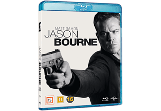 Jason Bourne Action Blu-ray