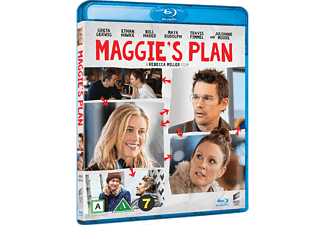 Maggies Plan Drama Blu-ray