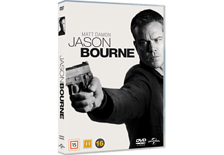 Jason Bourne Action DVD
