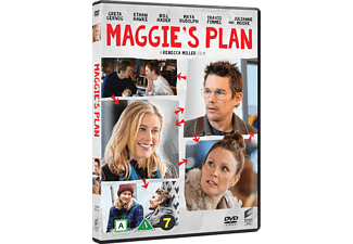 Maggies Plan Drama DVD
