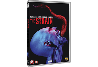 The Strain S2 Thriller DVD