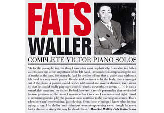 Fats Waller - Complete Victor Piano Solos (CD)
