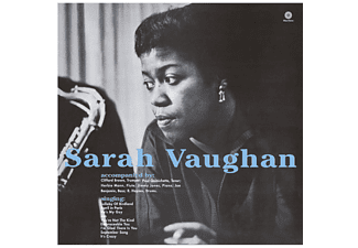 Sarah Vaughan - Sarah Vaughan Featuring Clifford Brown (CD)