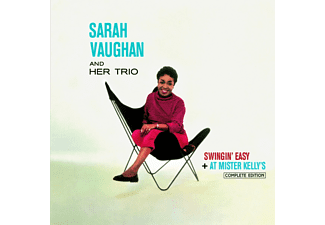 Sarah Vaughan & Her Trio - Swingin´Easy/At Mister Kelly'S (Complete Edition) (CD)