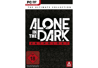 Alone in the Dark Anthology (The Ultimate Collection) - PC
