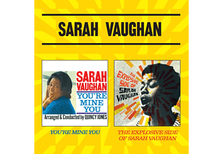 Sarah Vaughan - You're Mine You/The Explosive Side Of Sarah Vaughan (CD)