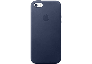 APPLE Leren Case iPhone SE Blauw