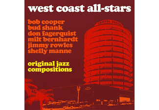 West Coast All-Stars - Original Jazz Compositions (CD)
