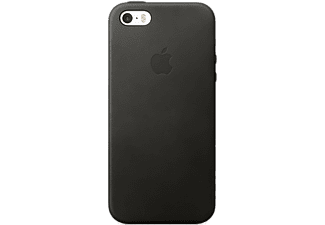 APPLE Leren Case iPhone SE Zwart