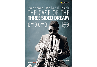 Rahsaan R.Kirk: The Case of the 3 sided dream - (DVD)