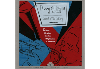 Dizzy&friends Gillespie - Concert Of The Century-A Tribute To Charlie Parker - (CD)