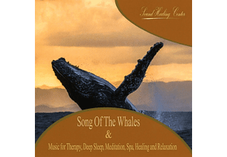 Sound Healing Center - Song of the Whales - (CD)