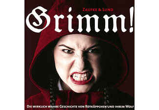 MUSICAL/ORIGINAL CAST - Grimm! - (CD)