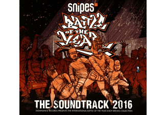 VARIOUS - Battle of the Year 2016 - (CD)