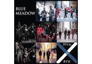 Blue Meadow - 39th & 8th - (CD)