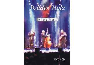 Wildes Holz - im Ebertbad - (CD + DVD Video)