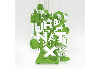 Sola Plexus - Urbanatix-Drop The Beat - (CD)