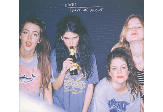 Hinds - Leave Me Alone (Ltd.Deluxe Double CD) - (CD)