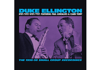Duke Ellington - 1956-58 Small Group Recordings (CD)