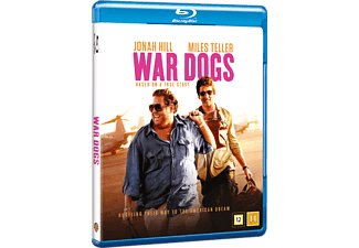 War Dogs Komedi Blu-ray