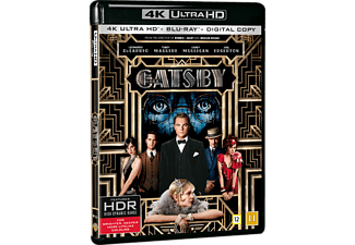 The Great Gatsby Drama 4K Ultra HD Blu-ray