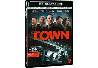 The Town Thriller 4K Ultra HD Blu-ray