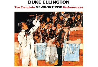 Duke Ellington - Complete Newport 1958 Performances (CD)