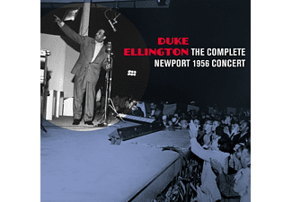 Duke Ellington - Complete Newport 1956 Concert (CD)
