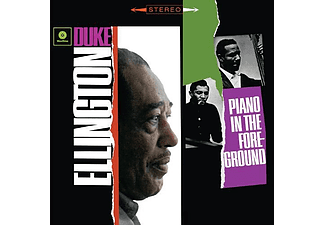 Duke Ellington - Piano in the Foreground (Vinyl LP (nagylemez))