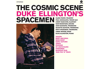 Duke Ellington - Cosmic Scene (High Quality Edition) (Vinyl LP (nagylemez))