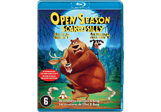 Baas In Eigen Bos 4 (Open Season 4) | Blu-ray