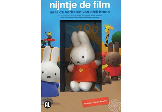 Nijntje de film + Goodie, (DVD) INCL. GOODIE. DVD
