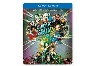 Suicide Squad (3D) | Blu-ray