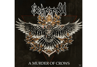 Scarcrow - A Murder Of Crows - (CD)