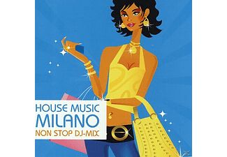 VARIOUS - House Music Milano - (CD)