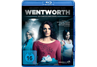 Wentworth - Staffel 1 - (Blu-ray)
