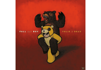 Fall Out Boy - Folie A Deux (2LP) - (Vinyl)