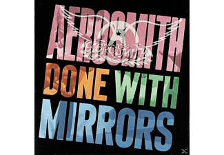Aerosmith - Done With Mirrors (LP) - (Vinyl)
