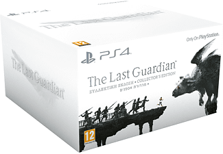 The Last Guardian Collector's Edition PS4