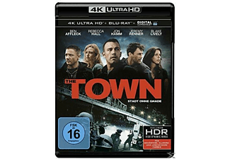 The Town - Stadt ohne Gnade - (4K Ultra HD Blu-ray + Blu-ray)