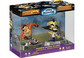 SKYLANDERS Skylanders Imaginators: Thumpin' Wumpa Islands Adventure Pack Spielfiguren