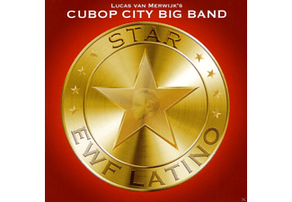 Lucas Cubop City Big Band Feat. Van Merwijk - Star-EWF Latino - (CD)