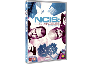 NCIS Los Angeles S7 Thriller DVD
