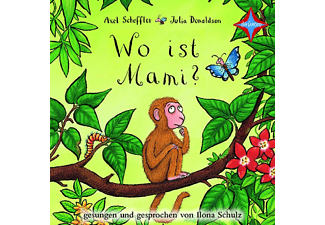 Wo ist Mami? - 1 CD - Kinder/Jugend