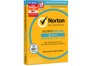 NORTON Security Deluxe 3 Geräte