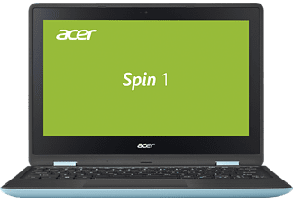 ACER Spin 1 (SP111-31-P40B), Convertible mit Pentium N4200 Prozessor, 4 GB RAM, 500 GB HDD, Intel® HD Graphics 505
