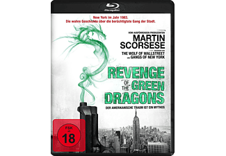 Revenge Of The Green Dragons - (Blu-ray)