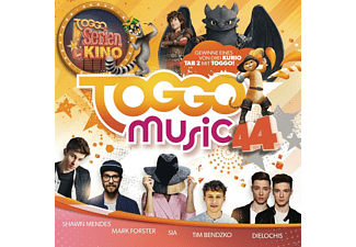 VARIOUS - Toggo Music 44 - (CD)