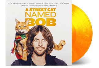 OST/VARIOUS - A Street Cat Named Bob  (LTD Bob Co - (Vinyl)