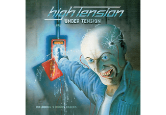 High Tension - Under Tension (Re-Release 1996) - (CD)